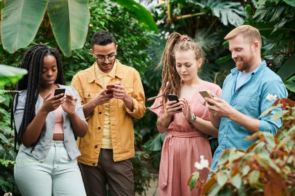 The Social And Environmental Impact of Mobile Phones